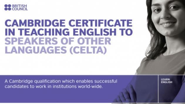 Curso CELTA - Una titulación inovadora y útil