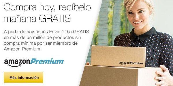 Amazon Premium para comprar libros de ingles