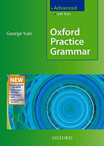Oxford Practice Grammar Advanced with Answers + Practice-Boost CD-ROM