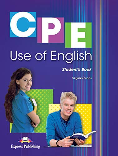 CPE Use of English 1 for the Revised Cambridge Proficiency Student's Book