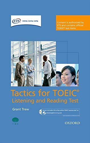 Tactics for TOEIC. Listening and Reading Test