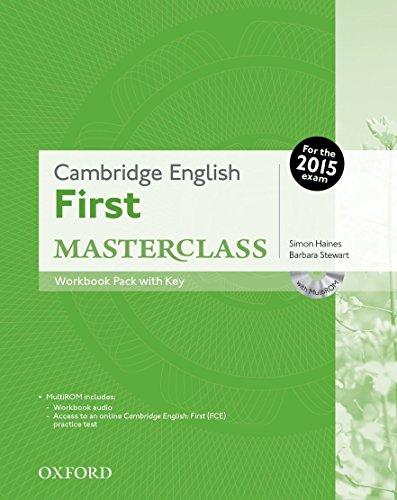 First Masterclass Workbook