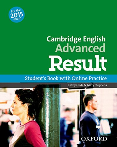 CAE Result Student's Book with Online Practice 2015 Edition (Cambridge Advanced English (CAE) Result)
