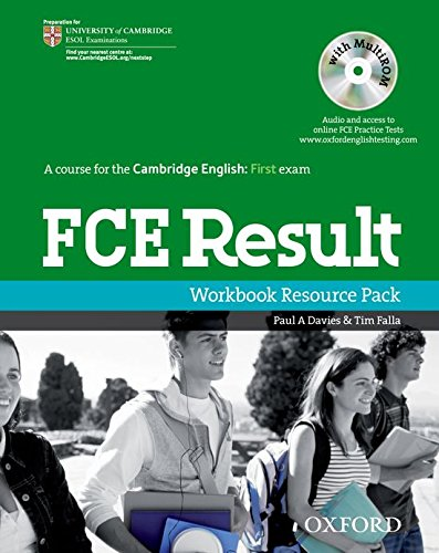 FCE Result Student´s book with Online Practice