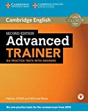Advanced Trainer. Second Edition. Practice Tests with Answers and Audio.