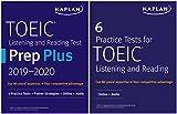 TOEIC Prep Set: 2 Books + Online de Kaplan