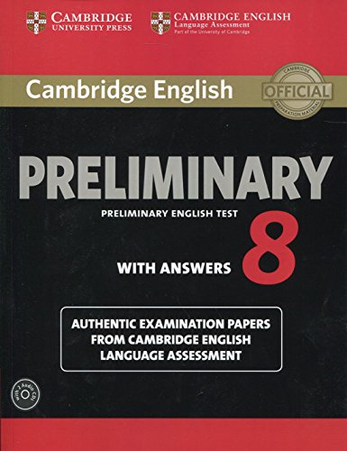 Cambridge preliminary english test. Student's book. With answers