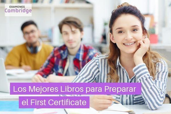 first certificate, los mejores libros para prepararte por tu cuenta