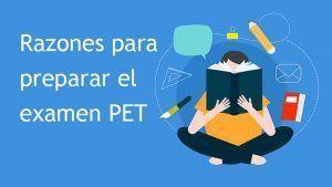 11 Razones para Preparar el PET, el examen de inglés intermedio