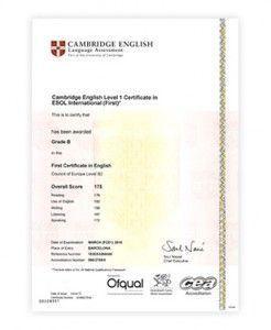 ¿Qué certificación en inglés me preparo?